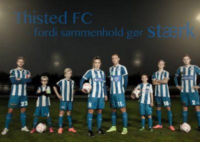 THISTED FC OG FC THY PIGER